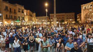 Piazza Sant'Oronzo, Manifestazione
